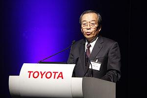 Takeshi Uchiyamada - Image: Takeshi Uchiyamada 2 Picture by Bertel Schmitt