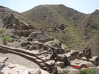 Takht-i-Bahi - Image: Takht i Bahi 2006 1