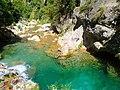 Talambot River under the bridge of god - National park of Talassemtane.jpg