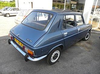Simca 1100 - Talbot 1100 LS