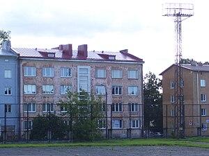 Uus Maailm - Image: Tallinn Uus Maailm 2