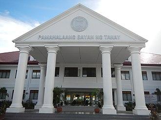 Tanay, Rizal - Municipal Hall