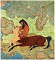 Tanglewood tales - Dulac plate facing page 200.jpg