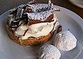 Tartine Banana Cream Pie and Wedding Cookies.jpg