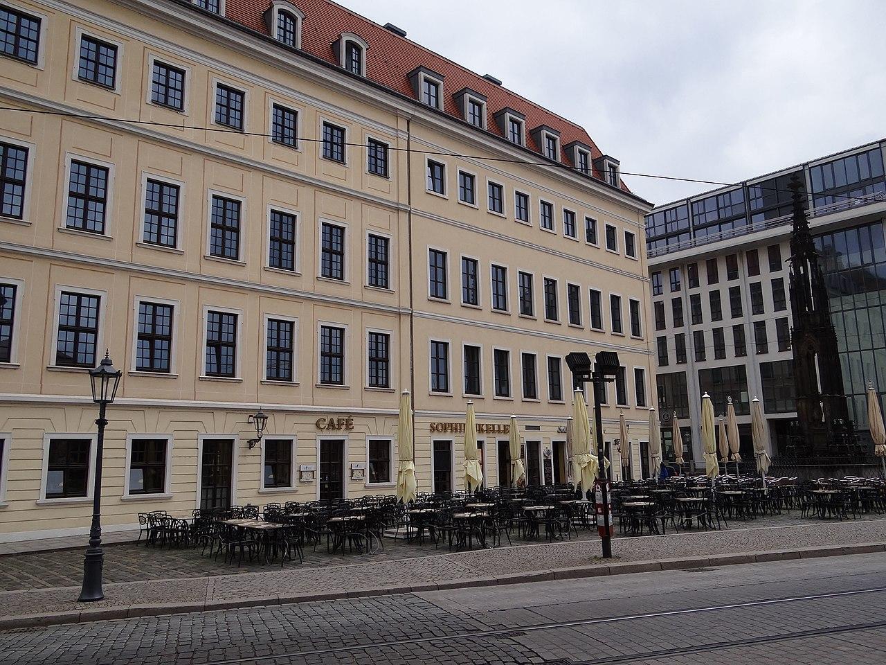 Sophienkeller im Taschenbergpalais
