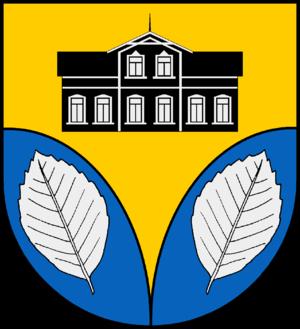 Tastrup - Image: Tastrup Wappen