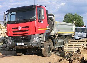 Tatra 158 Phoenix - Image: Tatra 158 Phoenix a LIAZ 19.33 SA KAMPA Dolní Branná 0397