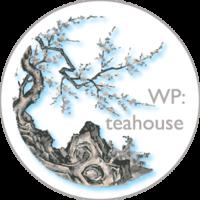 Wikipedia Teahouse logo