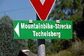 Techelsberg Mountainbike Strecke Schild 16072008 91.jpg