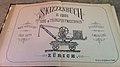 Technisches Skizzenbuch der ETH Zürich von 1876; Teil der Ausstellung im Eisenbahn und Sammler Museum Courlevon.jpg