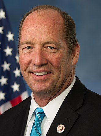 United States congressional delegations from Florida - Image: Ted Yoho official photo (cropped)