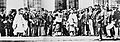 Teenager Meiji Emperor with foreign representatives 1868 1870.jpg