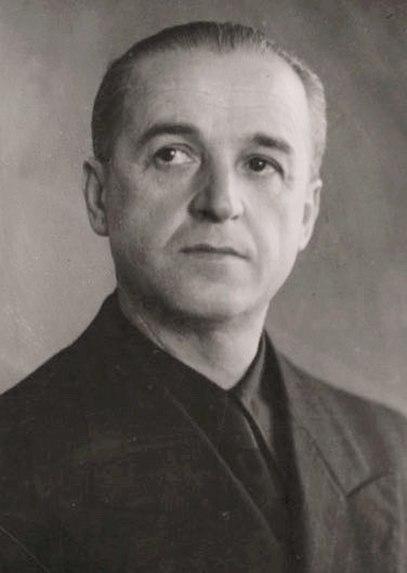 Tefik Mborja (portrait)