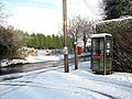 Telephone and postbox on The Street in Ketteringham - geograph.org.uk - 1625696.jpg