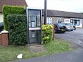 Telephone kiosk at Creech Heathfield - geograph.org.uk - 885445.jpg