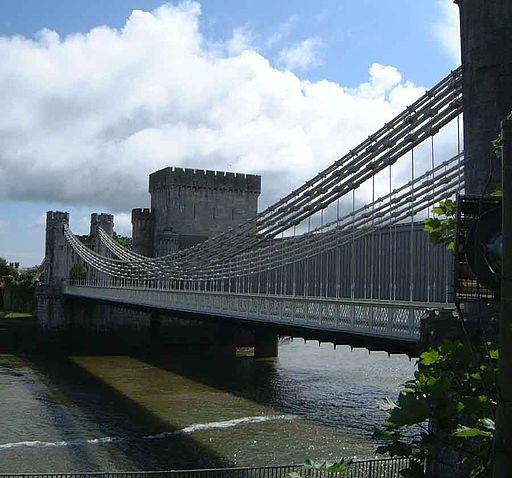 Telford's Bridge, Conwy