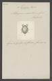 Telopes - Print - Iconographia Zoologica - Special Collections University of Amsterdam - UBAINV0274 018 08 0048.tif