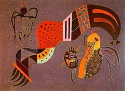 Wassily Kandinski: Tempered Elan