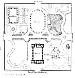 Temple Square 1893