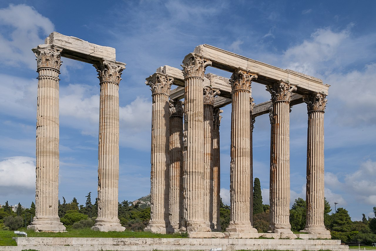 Temple of Olympian Zeus Athens Greece 8.jpg