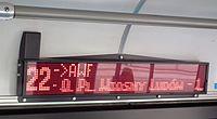 Temporary tram line 22 in Poznan (6).JPG