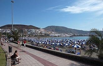 Playa de las Américas - One of the beaches near Playa de Las Americas