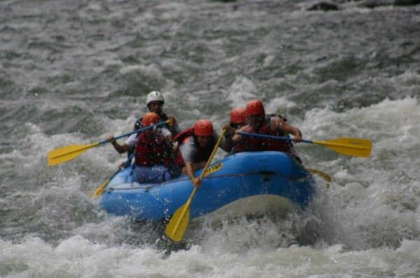 Tenosique Rafting