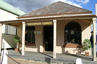 Tenterfield, New South Wales - Image: Tenterfield (4)