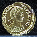 Tesoretto di sovana 110 solido di leone I (462 o 466), zecca di tessalonica.JPG