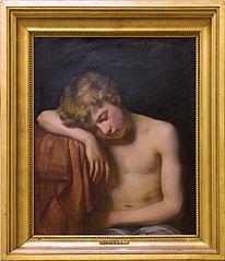 Slapende jongen (Endymion?)