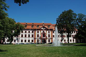 Electorate of Mainz - Image: Thüringer Staatskanzlei