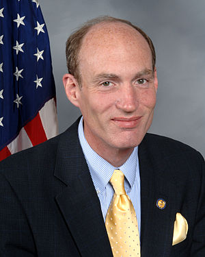 Thaddeus McCotter - Image: Thaddeus Mc Cotter, official portrait, 112th Congress