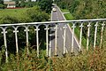 The A5 from Stretton Aqueduct - geograph.org.uk - 515126.jpg