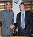 The Co-Chairman of the Bill and Melinda Gates Foundation, Mr. Bill Gates meeting the Union Minister for Health and Family Welfare, Shri Ghulam Nabi Azad, in New Delhi on May 31, 2012 (1).jpg