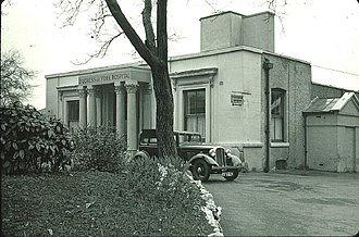 Burnage - The Duchess of York Hospital for Babies in 1953