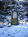 The Great Ness milestone - detail - geograph.org.uk - 1720298.jpg