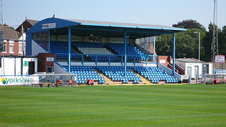 Gainsborough Trinity F.C. - The Northolme
