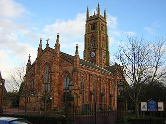 Bothwell - Bothwell Parish Church