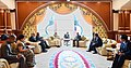The Prime Minister, Shri Narendra Modi meeting the Prime Minister of Malaysia, Dr. Mahathir Bin Mohamad, in Kuala Lumpur, Malaysia on May 31, 2018 (2).JPG