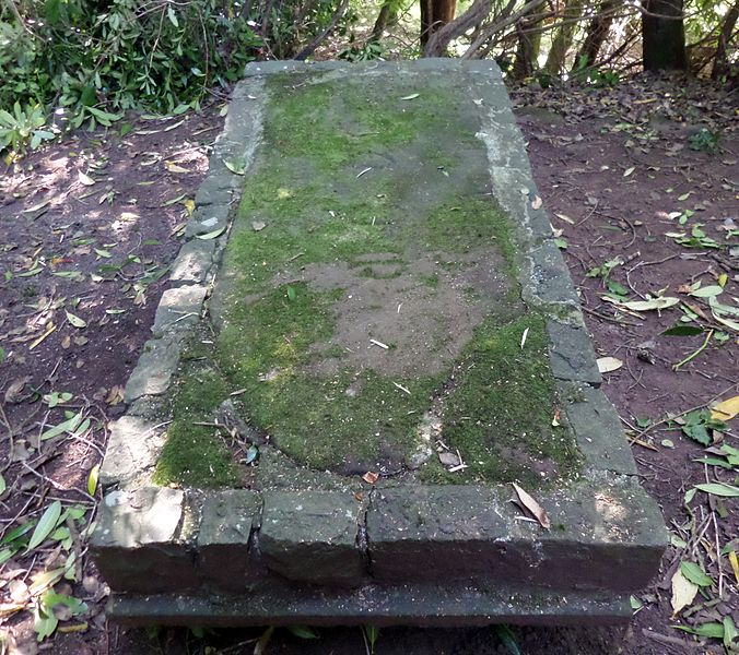 File:The Prophet's aka William Smith's Grave, facing south.JPG