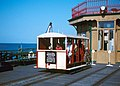 The Queens Pier Tram, Ramsey, in 1961 - geograph.org.uk - 883227.jpg