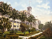 The Royal Poinciana, Palm Beach, Florida, 1900