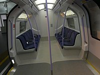 The Siemens Inspiro, Going Underground, The Crystal, Royal Victoria Docks (10594968906).jpg