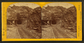 The Tunnel in the Jackson Iron Mine, by Carbutt, John, 1832-1905.png