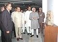The Vice President, Shri Mohd. Hamid Ansari visits the State Museum, Khel Gaon, at Ranchi, Jharkhand on September 10, 2009 (1).jpg