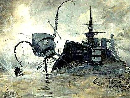 The War of the Worlds by Henrique Alvim Corrêa 18