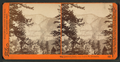 The Yosemite Falls, from Union Pt. Yosemite, by Watkins, Carleton E., 1829-1916.png