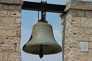 History of Taganrog - The bell of Chersonesos.