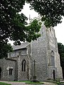 The church of All Saints - war memorial - geograph.org.uk - 907147.jpg