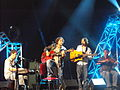 The folk music group Le Vent du Nord at Saint-Hyacinthe.jpg